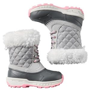 Carters Toddler Girls Vermont Snow Boots